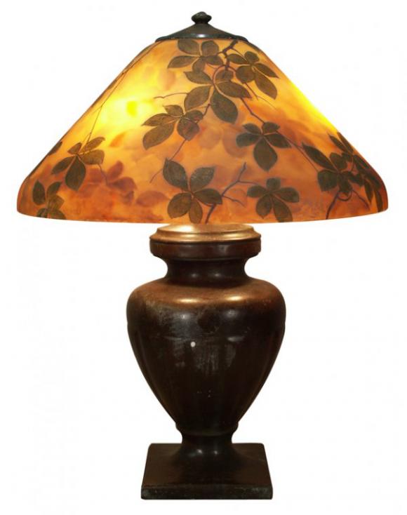 Handel Lamp # 6204 | Value & Appraisal