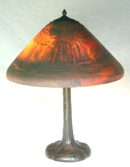 Handel Lamp # 6207 | Value & Appraisal