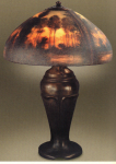 Handel Lamp # 6209 | Value & Appraisal