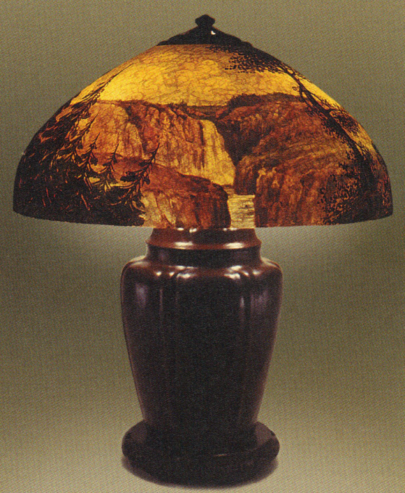 Handel Lamp # 6211 | Value & Appraisal