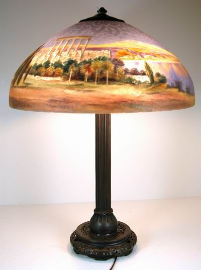 Handel Lamp # 6212 | Value & Appraisal
