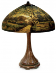 Handel Lamp # 6230 | Value & Appraisal