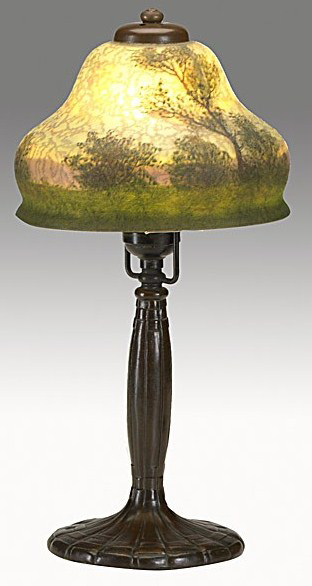 Handel Lamp # 6231 | Value & Appraisal