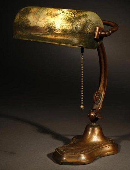 Handel Lamp # 6236 | Value & Appraisal