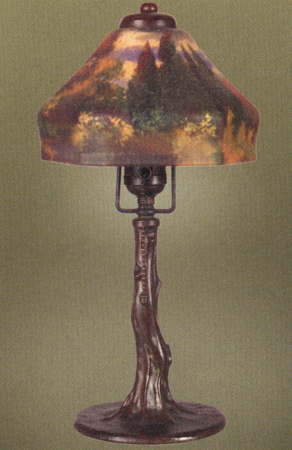Handel Lamp # 6258 | Value & Appraisal