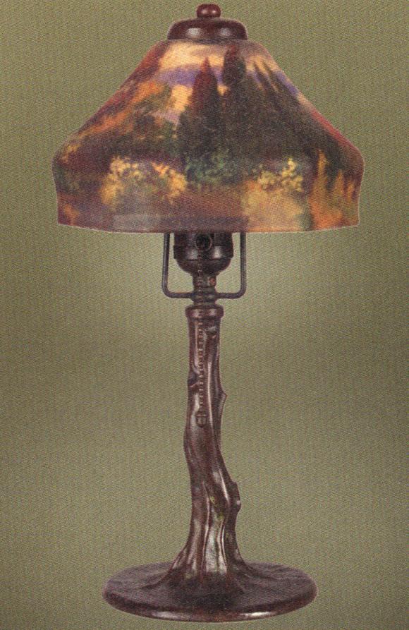 Handel Lamp # 6258 | Value & Appraisal