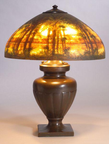 Handel Lamp # 6287 | Value & Appraisal