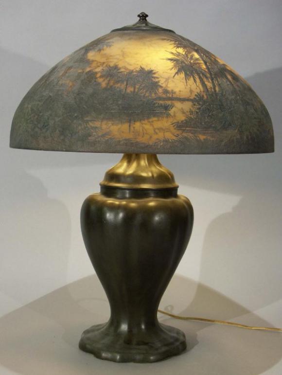 Handel Lamp # 6320 | Value & Appraisal