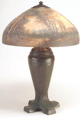 Handel Lamp # 6324 | Value & Appraisal
