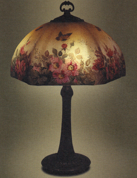 Handel Lamp # 6334 | Value & Appraisal