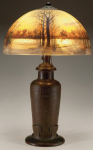 Handel Lamp # 6335 | Value & Appraisal