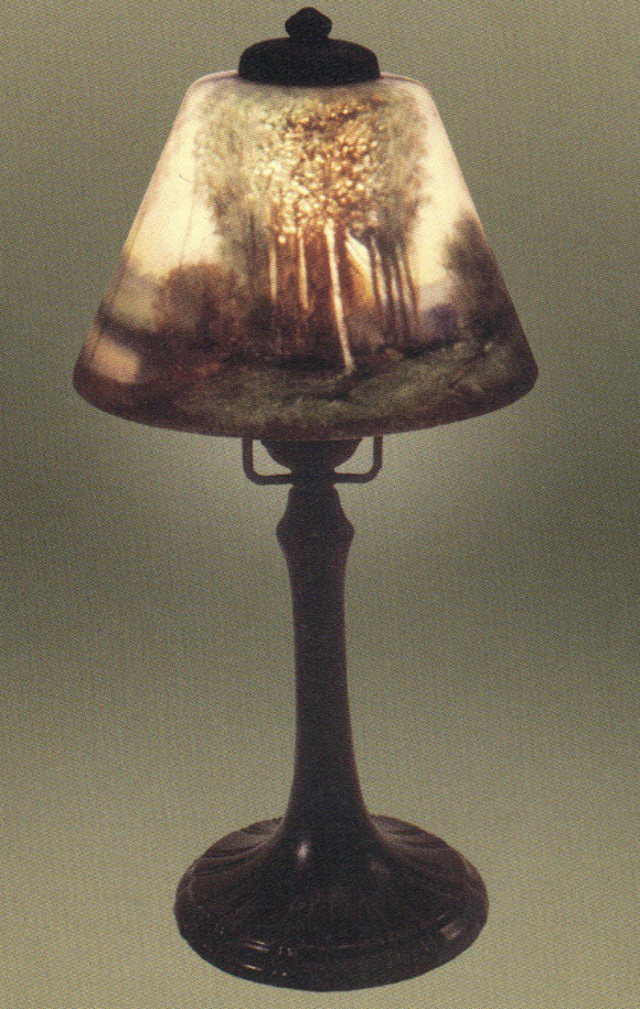 Handel Lamp # 6363 | Value & Appraisal