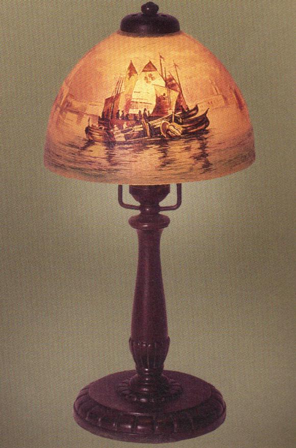 Handel Lamp # 6364 | Value & Appraisal