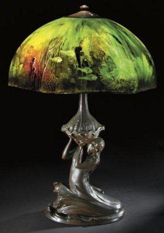 Handel Lamp # 6393 | Value & Appraisal