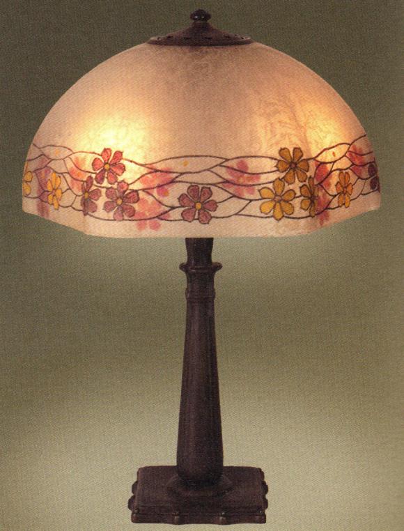 Handel Lamp # 6415 | Value & Appraisal