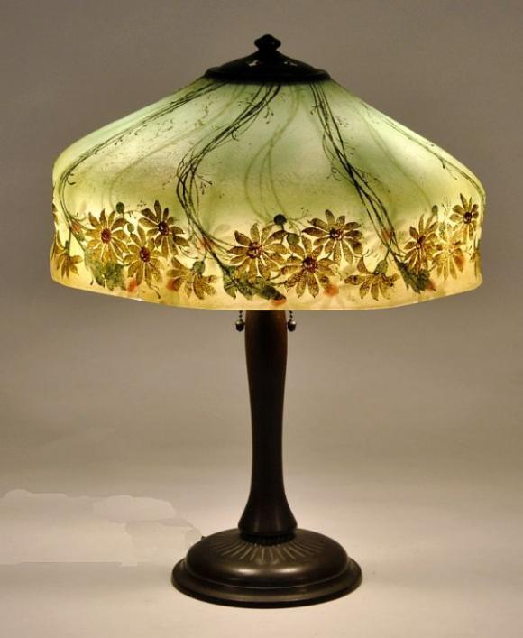 Handel Lamp # 6425 | Value & Appraisal