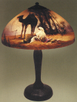 Handel Lamp # 6437 | Value & Appraisal