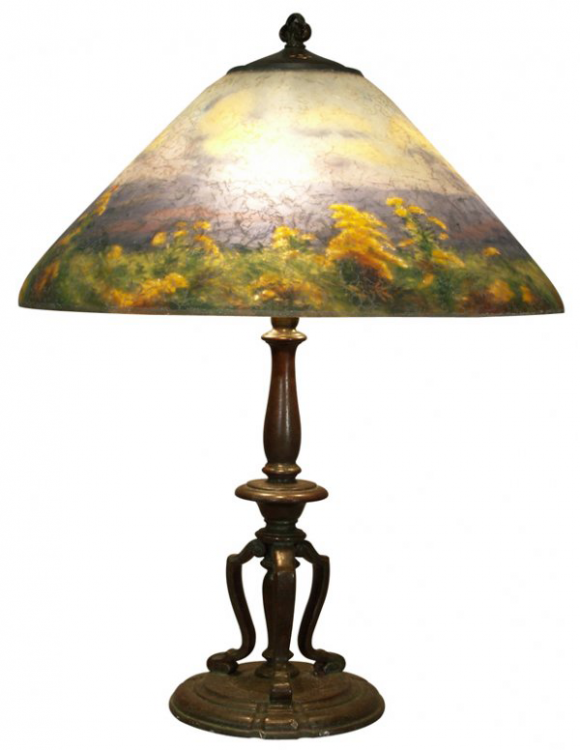Handel Lamp # 6438 | Value & Appraisal
