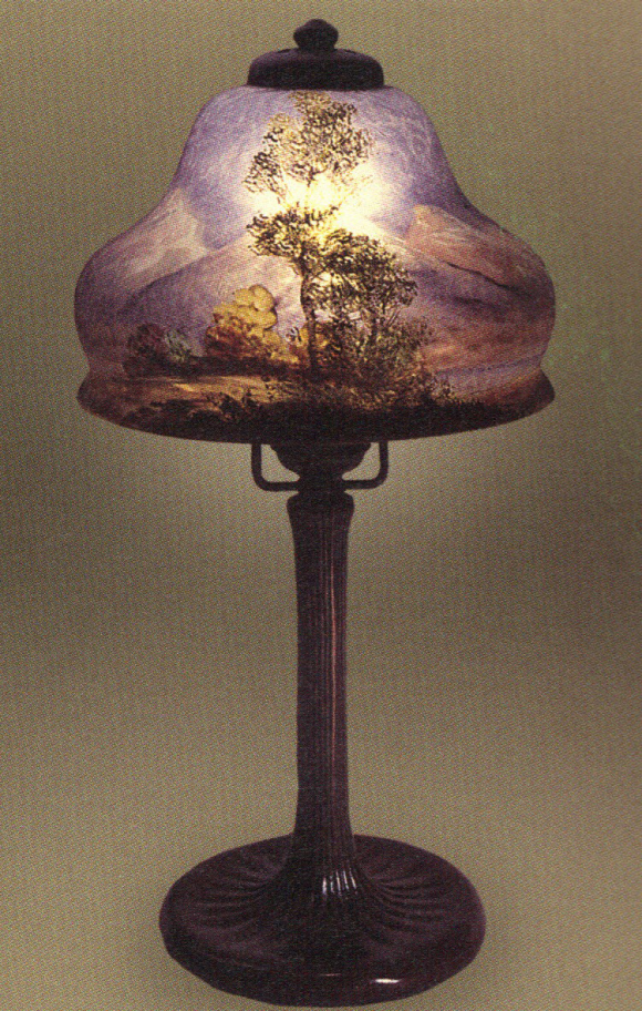 Handel Lamp # 6455 | Value & Appraisal