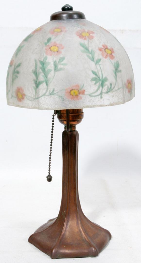 Handel Lamp # 6462 | Value & Appraisal