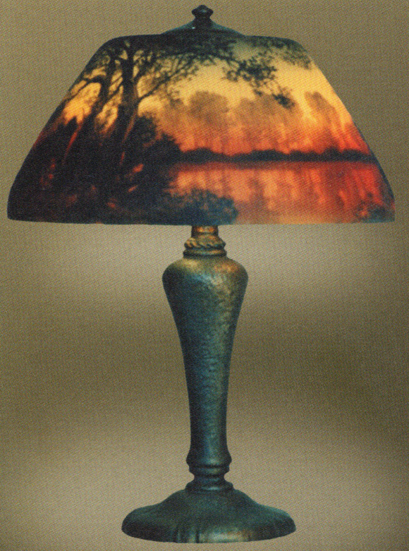 Handel Lamp # 6469 | Value & Appraisal