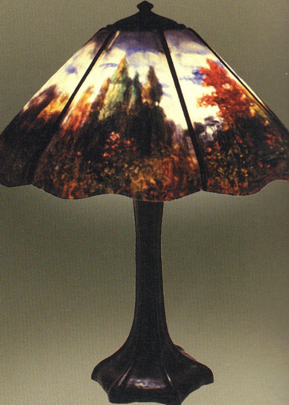 Handel Lamp # 6470 | Value & Appraisal