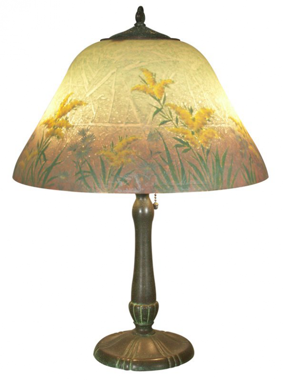 Handel Lamp # 6501 | Value & Appraisal