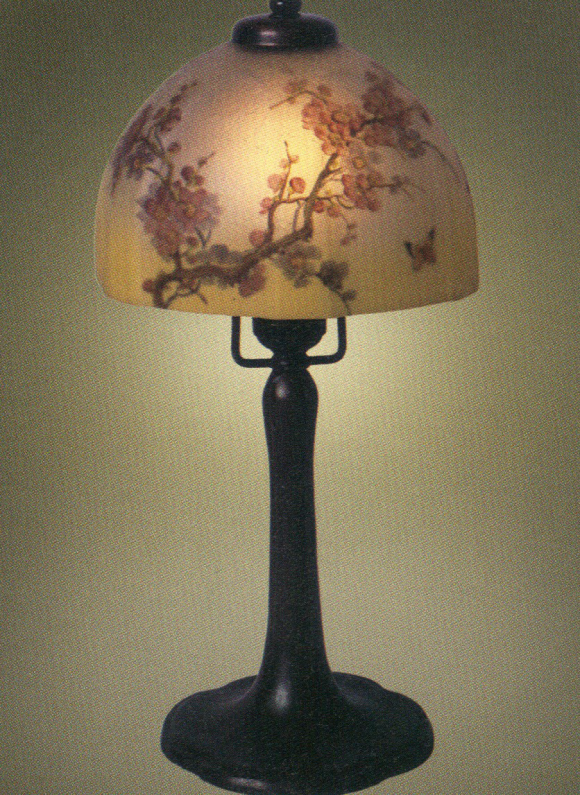 Handel Lamp # 6516 | Value & Appraisal