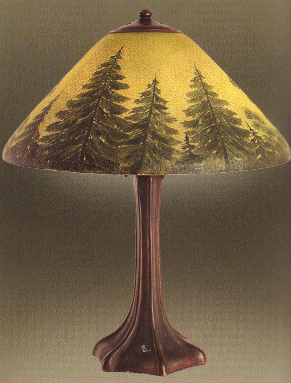 Handel Lamp # 6517 | Value & Appraisal