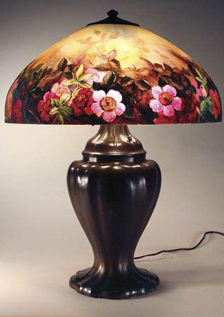 Handel Lamp # 6524 | Value & Appraisal
