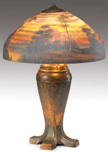 Handel Lamp # 6534 | Value & Appraisal