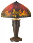 Handel Lamp # 6536 | Value & Appraisal