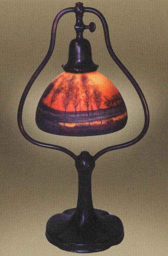 Handel Lamp # 6553 | Value & Appraisal