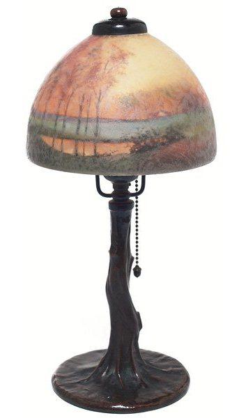 Handel Lamp # 6563 | Value & Appraisal