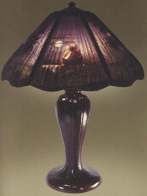 Handel Lamp # 6566 | Value & Appraisal