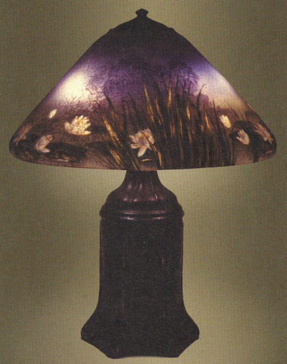 Handel Lamp # 6575 | Value & Appraisal