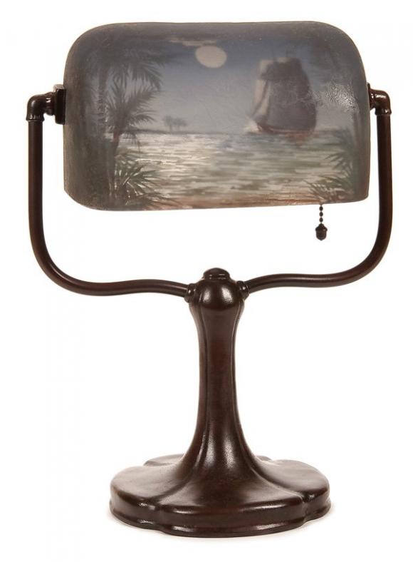 Handel Lamp # 6576 | Value & Appraisal