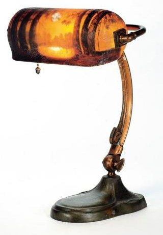 Handel Lamp # 6577 | Value & Appraisal