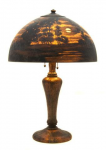 Handel Lamp # 6615 | Value & Appraisal