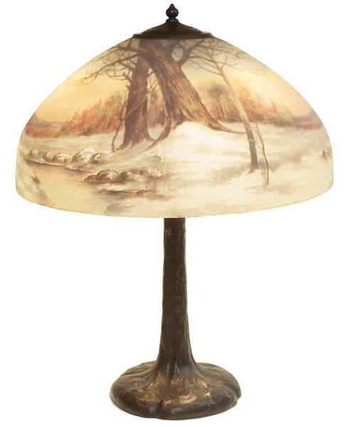 Handel Lamp # 6627 | Value & Appraisal