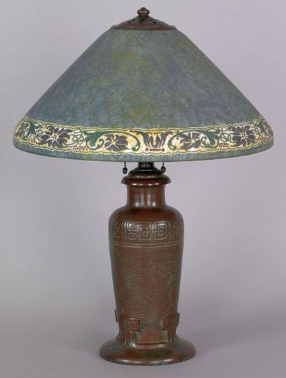 Handel Lamp # 6630 | Value & Appraisal