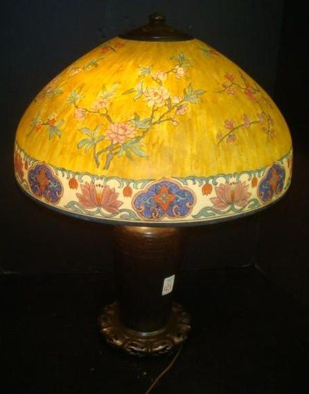 Handel Lamp # 6631 | Value & Appraisal
