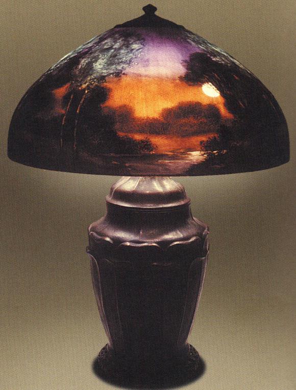 Handel Lamp # 6635 | Value & Appraisal