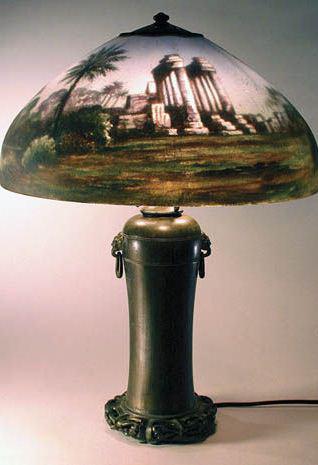 Handel Lamp # 6641 | Value & Appraisal