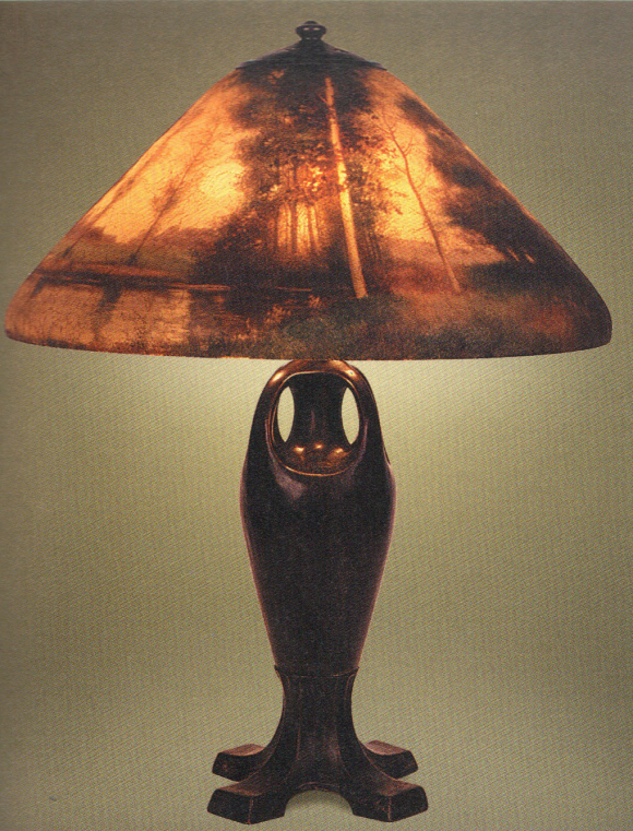 Handel Lamp # 6643 | Value & Appraisal