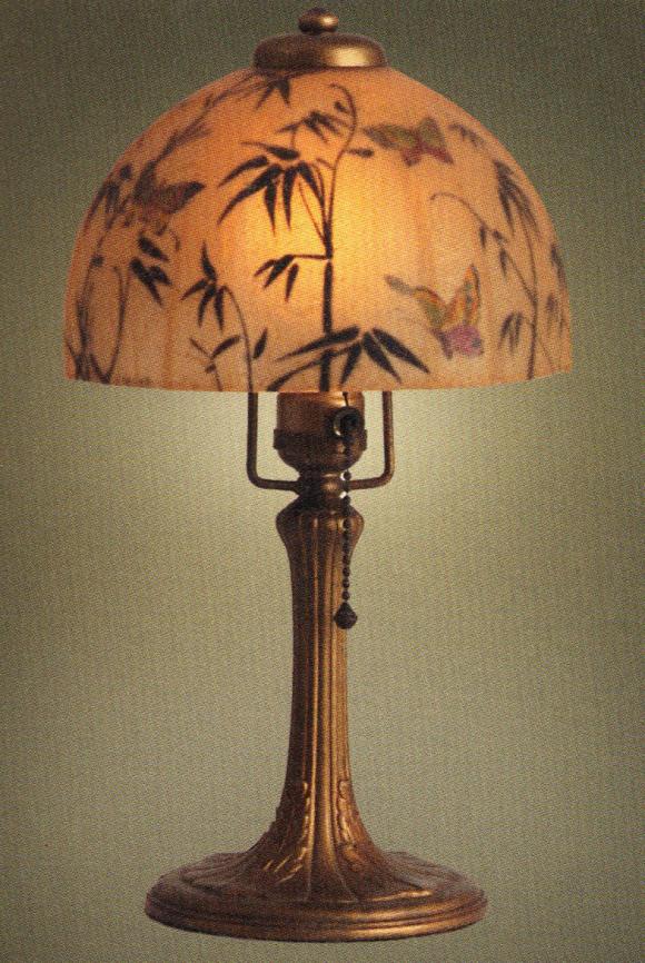Handel Lamp # 6693 | Value & Appraisal