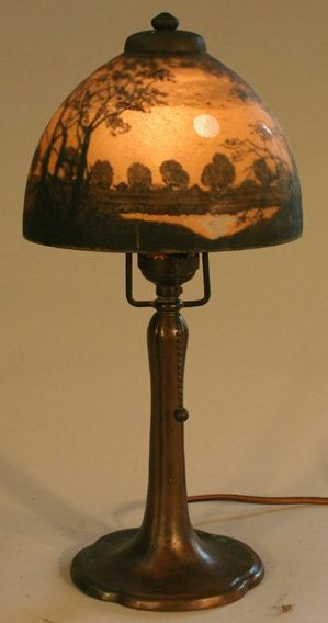 Handel Lamp # 6712 | Value & Appraisal