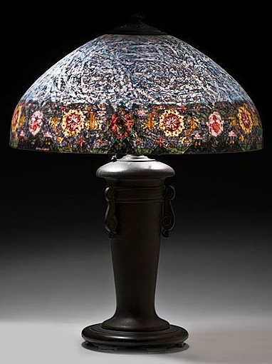 Handel Lamp # 6747 | Value & Appraisal