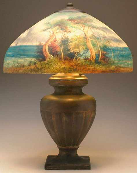 Handel Lamp # 6749 | Value & Appraisal