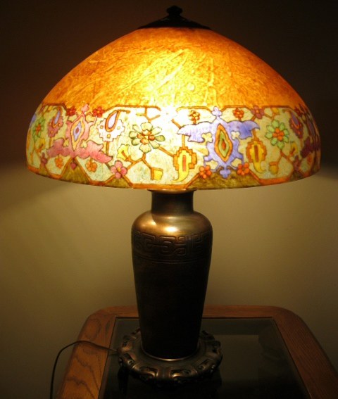 Handel Lamp # 6750 | Value & Appraisal